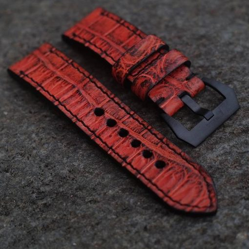 Our New Vintage Red Croco Serie.Price: $180 – IDR 1,800,000