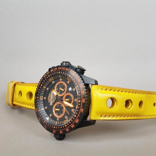 Yellow Sunshine Serie. Perfect for PVD watches.Price: $70 – IDR 700.000